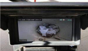 CCTV Drain Inspection Camera